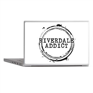 Riverdale Addict Stamp Laptop Skins
